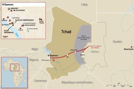 Tchad_cameroun_localisation_regugie