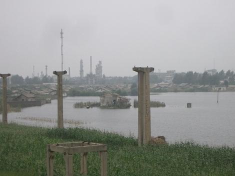 Coree_du_nord_inondations_aout_2007